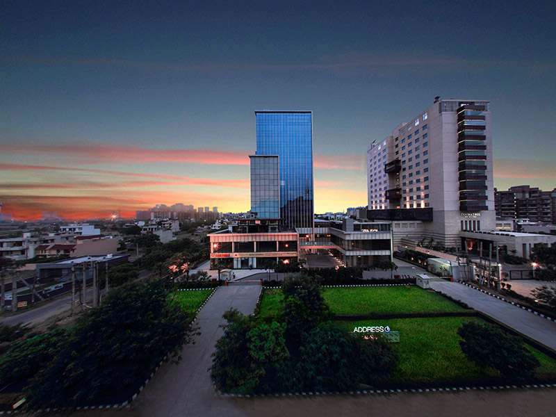 Baani Group | Address One - 1, Golf Course Road, Sector 56